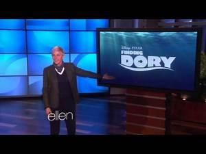 "Ellen Degeneres Announces Finding Nemo Sequel, ""Finding Dory"""
