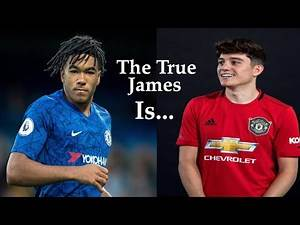 REECE JAMES IS THE BEST PLAYER I'VE EVER FACED SAYS DANIEL JAMES