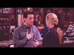 Every phoebe and Joey kiss there was.
