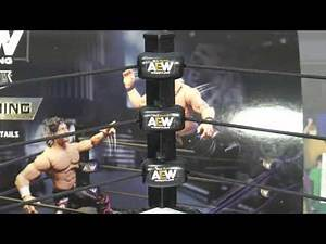 AEW Unrivaled Action Figure RING