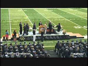 RHS Graduation 2013 Part 3
