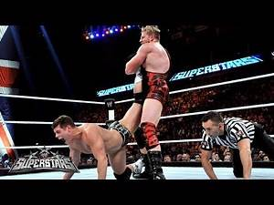 Cody Rhodes vs. Jack Swagger: WWE Superstars, May 22, 2014