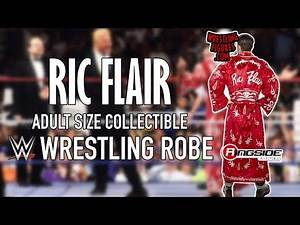 Ric Flair - Adult Size Collectible WWE Wrestling Robe