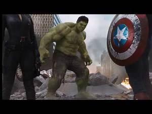The Avengers - The Hulk scene
