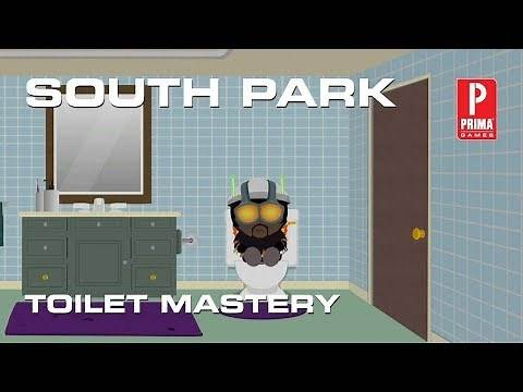 South Park: The Fractured But Whole - Toilet Mastery Tips