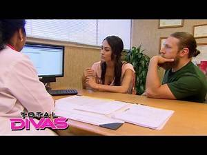 Brie Bella and Daniel Bryan visit a fertility clinic: Total Divas Preview Clip: July 21, 2015