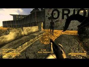 Fallout New Vegas Mods: Beyond The Borders - Part 6