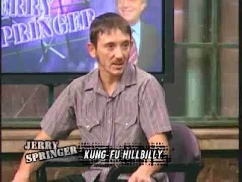 Kung Fu Hillbilly's Cousin Appears On The Show! (The Jerry Springer Show)