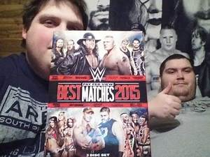 WWE Best Pay Per View Matches 2015 DVD Review