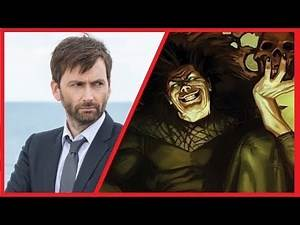 Could David Tennant Be Playing Nightmare in 'Doctor Strange 2'?