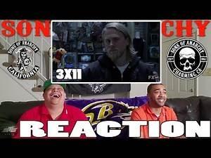 "SONS OF ANARCHY SEASON 3 EPISODE 11 REACTION ""BAINNE"""
