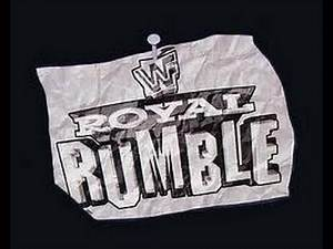 1998 WAS IT GREAT? EPISODE 1 - WWF ROYAL RUMBLE 1998