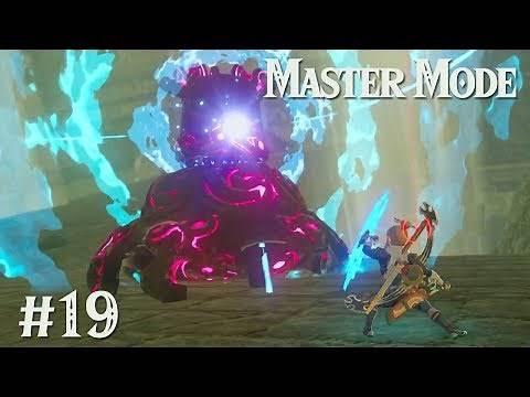 THE FORGOTTEN TEMPLE RETURNS: Zelda BotW MASTER MODE #19