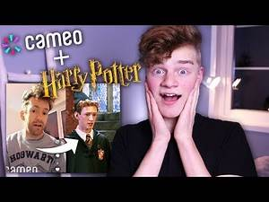 BUYING HARRY POTTER VIDEO SHOUTOUTS!