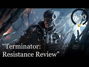 Terminator: Resistance Review [PS4, Xbox One, & PC]