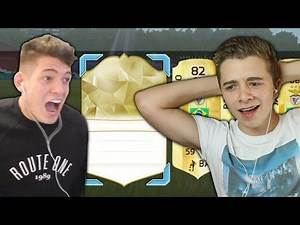 FIFA 16 - DISCARDING A LEGEND IN A 100K PACK?
