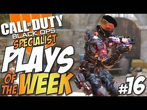 Call of Duty: Black Ops 4 - Plays Of The Week Specialist #16 (BO4 Multiplayer Montage)