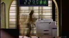 Sharp | Television Commercial | 1995| Floppy Discs