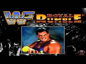 WWF Royal Rumble (Super Nintendo): Intro & auto demo