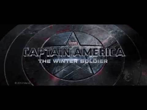 Captain America 2 The Winter Soldier 2014 Commercial Video Trailer