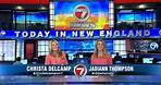 Blooper Reel: WHDH Boston Anchor Jadiann Thompson Forgets Her Name