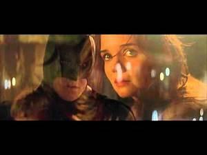 Batman Begins - Rachel descobre a identidade de Bruce Wayne