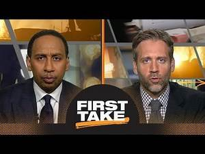Stephen A. and Max debate if LeBron James has lost respect around NBA | First Take | ESPN