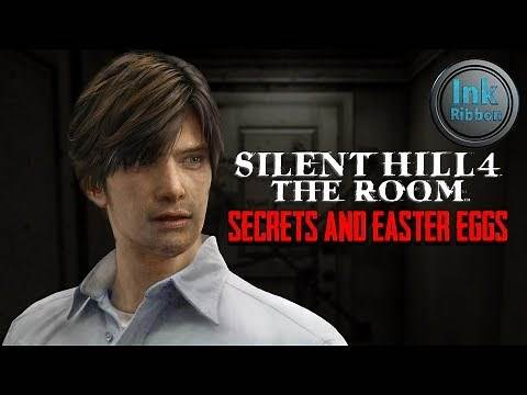 Top 10 Silent Hill 4 Secrets and Easter Eggs