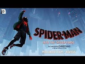 Spiderman - Into the Spider-Verse | FILM REVIEW | Hellotouf