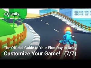 Customize and Personalize your Game with Mods (Official Unity Tutorial)