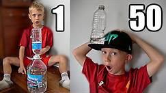 50 Ways to Flip a Bottle