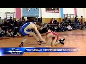 Wrestling Back in Running For 2020 Olympic Inclusion