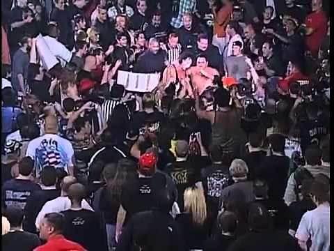 Sting vs Samoa Joe TNA Championship 2008