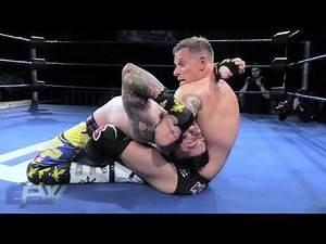 Damian Slater v TJ Perkins