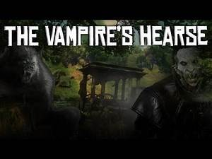 The Vampire's Hearse? - Red Dead Redemption 2