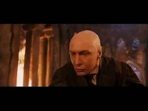 Harry Potter and the Sorcerer's Stone - Professor Quirrell's Death