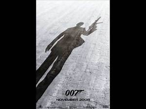 Quantum Of Solace OST 4th
