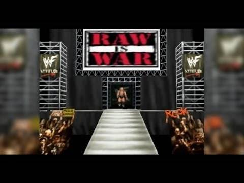 WWF WrestleMania 2000 Intro Video! (Nintendo 64)