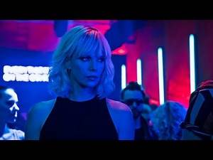 ATOMIC BLONDE Clips & Trailers