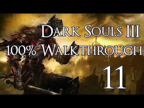 Dark Souls 3 - Walkthrough Part 11: Deacons of the Deep