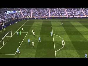 FIFA 15 Full HD Gameplay Of Man City vs Swansea - (PS4)