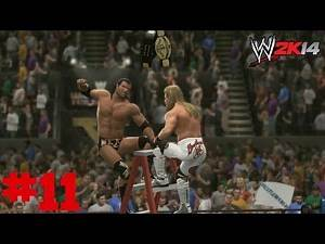 WWE 2K14 30 Years of Wrestlemania Part 11 - Razor Ramon vs Shawn Michaels Ladder Match (HD)