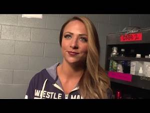 Emma prepares for the biggest night of her life: WrestleMania 32