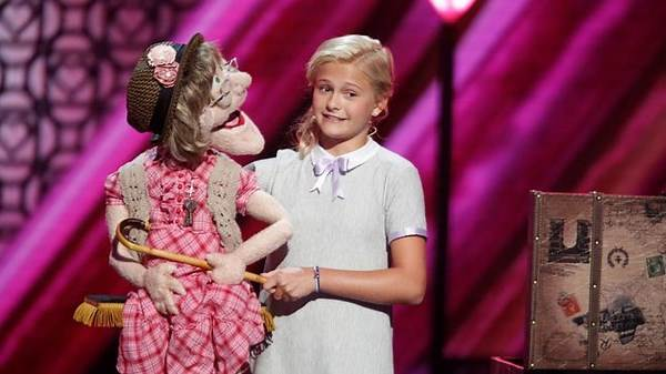 Darci Lynne Farmer 'can't even' over 'AGT' win