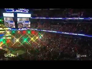 Rey Mysterio Returns to Smackdown 1000