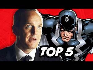 Agents Of SHIELD Season 2 Episode 7 - TOP 5 WTF Moments