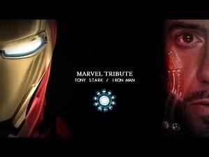 Tony Stark | Legacy [Marvel tribute]