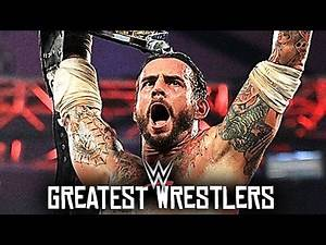 Pllana Productions' 10 Greatest Wrestlers of All Time