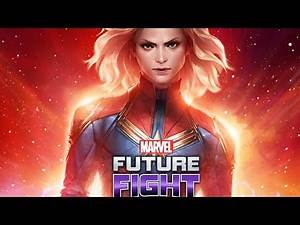 Captain Marvel Movie Update + All New Characters | Marvel: Future Fight