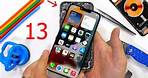 The iPhone 13 Pro Max has TWO Secrets inside?! - Teardown!